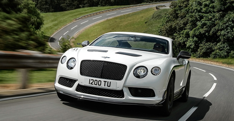 Тест-драйв Bentley Continental GT (20 мин). от Fur Pur